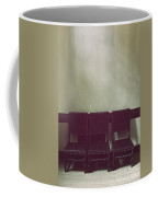 Seating For Three Coffee Mug by Margie Hurwich