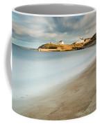 Seaton Sluice In Smooth Water Coffee Mug
