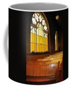 Seats In The Light Coffee Mug