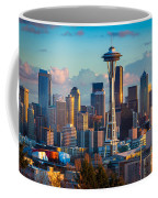 Seattle Afternoon Coffee Mug