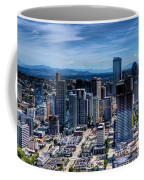 Seattle City Coffee Mug