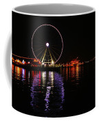 Seattle Ferris Wheel  Coffee Mug