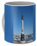 Seattle Fishermen's Memorial Coffee Mug