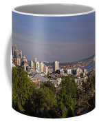 Seattle From Kerry Park Coffee Mug