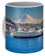 Seattle Harbor Coffee Mug