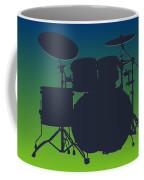 Seattle Seahawks Drum Set Coffee Mug
