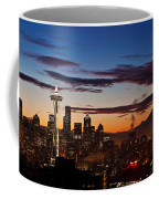 Seattle Sunrise Coffee Mug