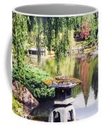 Seattle Tea Garden Reflections Coffee Mug