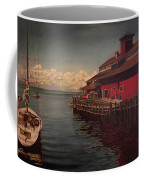 Seattle Waterfront Coffee Mug