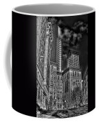 Seattle's Old And New Coffee Mug