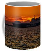 Seaways Coffee Mug by Svetlana Sewell