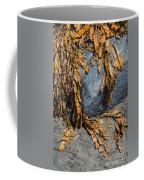 Seaweed On The Rock Coffee Mug