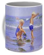 Seaweed Play Coffee Mug