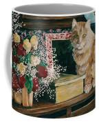 Sebestian And The Old Roses Coffee Mug