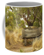 Secluded Bench Coffee Mug