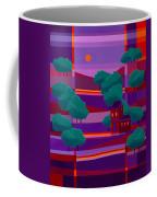 Secluded Villa Coffee Mug