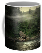 Seclusion On The Trinity Coffee Mug