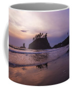 Second Beach Coffee Mug