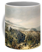 Second Charge Of The Guards Coffee Mug