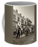 Second Line Monochrome Coffee Mug