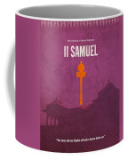 Second Samuel Books Of The Bible Series Old Testament Minimal Poster Art Number 10 Coffee Mug
