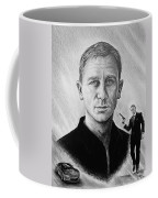 Secret Agent Coffee Mug by Andrew Read