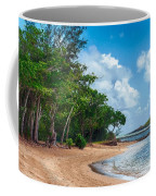 Secret Island Beach Coffee Mug