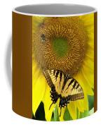 Secret Lives Of Sunflowers Coffee Mug