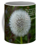 Secret Of Success Coffee Mug