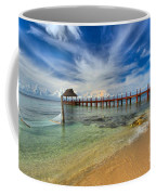 Secrets Aura Pier Coffee Mug