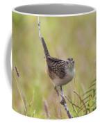 Sedge Wren Coffee Mug