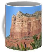 Sedona  Arizona  Mountain  Two Coffee Mug