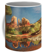 Sedona Cathedral Rock Coffee Mug