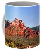 Sedona Rocky Cathedral Coffee Mug