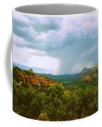 Sedona Storm Coffee Mug
