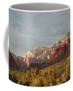 Sedona Sunshine Panorama Coffee Mug
