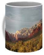 Sedona Sunshine Panorama Coffee Mug