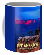 See America - Grand Canyon National Park Coffee Mug