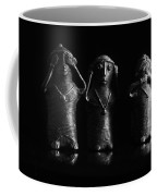 See No Evil Hear No Evi Speak No Evil 2 Coffee Mug