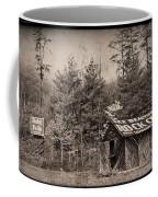 See Rock City  Coffee Mug by Debra and Dave Vanderlaan