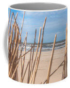 See Through On The Dutch Beach Coffee Mug