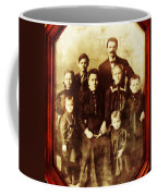 Seei Family Portrait Circa 1906 Coffee Mug