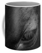 Seeing Into The Soul Coffee Mug