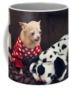 Seeing Spots Coffee Mug by Laurie Search