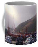 Seeing The Golden Gate Coffee Mug