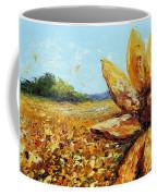 Seeing The Sun Coffee Mug