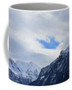 Seeing Through Coffee Mug
