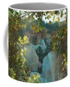 Seeing Through The Trees Coffee Mug