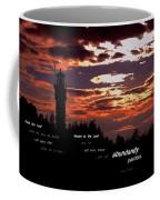 Seek The Lord Coffee Mug