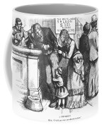 Segregated Saloon, 1875 Coffee Mug